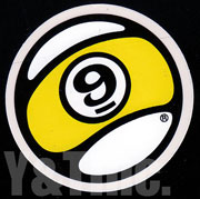SECTOR9 NINEBALL 30 YELLOW