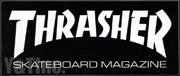 THRASHER 152x63 BLACK