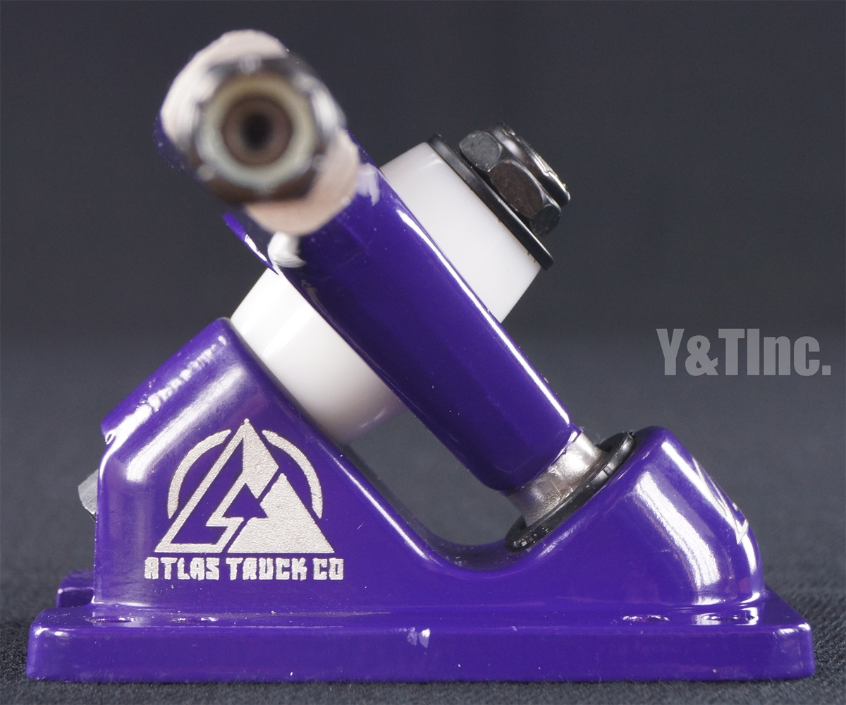 ATLAS 180mm ULTRALIGHT 48d Deep Purple 2PC 1