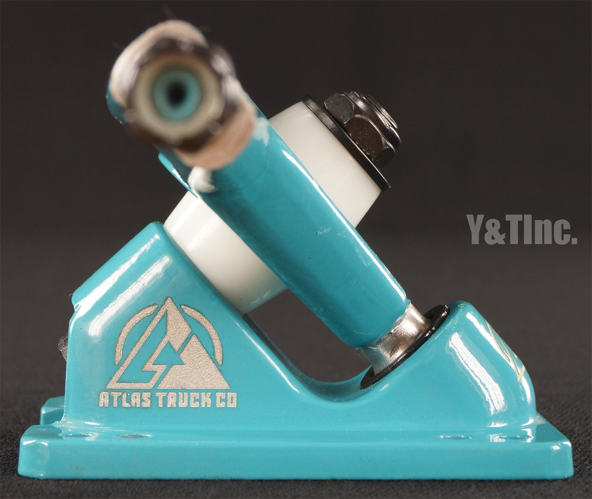 ATLAS 180mm ULTRALIGHT 48d Turquoise 2PC 1