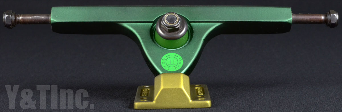 CALIBER 2 10 FIFTY TwoTone Green 1