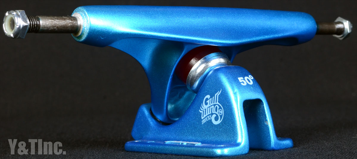 GULLWING CHARGER 9 SATIN BLUE 1