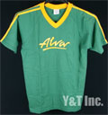 ALVA T-SHIRTS GREEN M