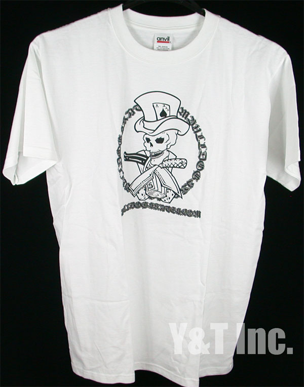 BDS T-SHIRTS WHITE L 1