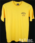 FIBRE FLEX T-SHIRTS YELLOW M