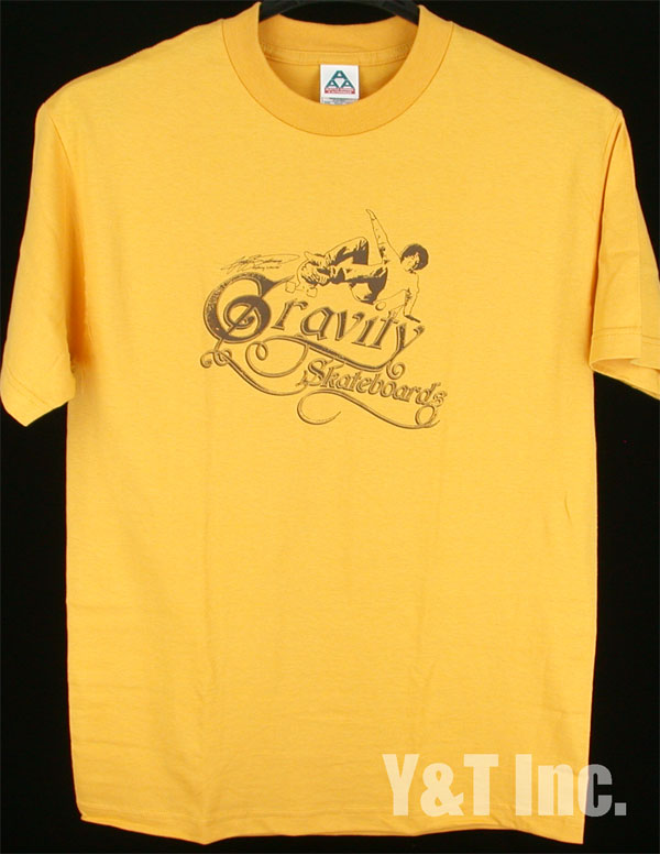 GRAVITY T-SHIRTS BERTLEMANN M 1