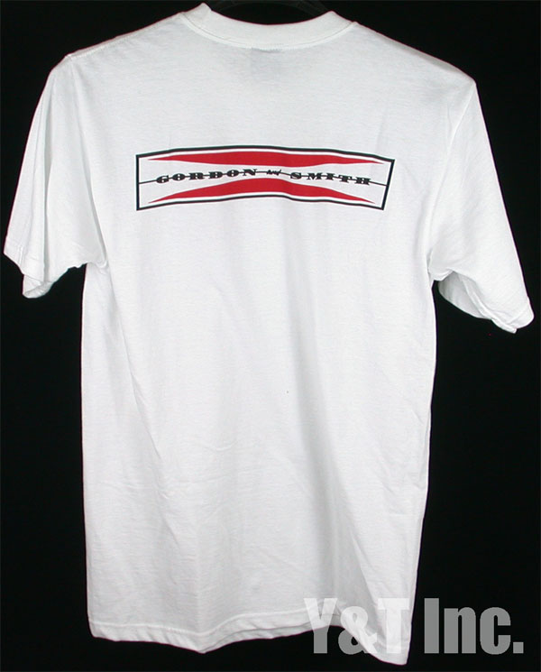 G AND S T-SHIRTS WHITE L 2