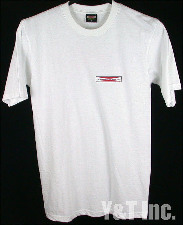 G AND S T-SHIRTS WHITE L 1