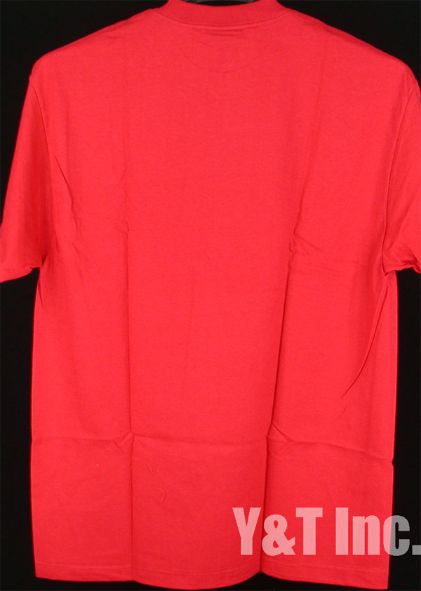 HOSOI T-SHIRTS BLACK LABEL RISE ABOVE RED L 2