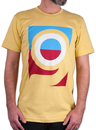 ORANGATANG T-SHIRT YELLOW S 1