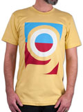 ORANGATANG T-SHIRT YELLOW S