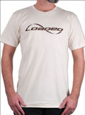 LOADED T-SHIRT LOGO NATURAL M