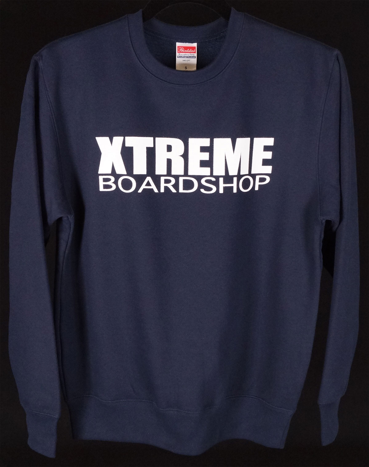 XTREME BOARDSHOP SWEAT Navy S 1