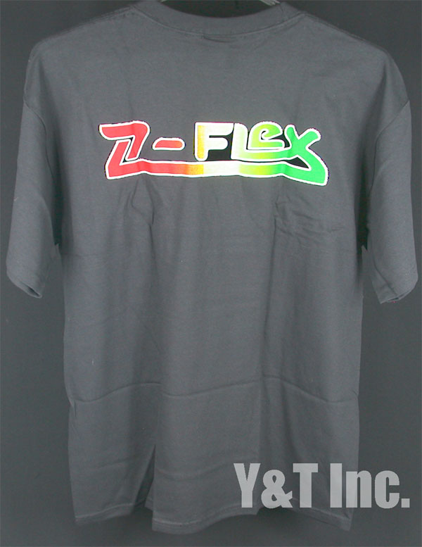 Z-FLEX T-SHIRTS LOGO BLACK L 1