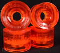 SEISMIC 3DM CAMBRIA 62mm 80a CLEAR ORANGE