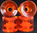 SEISMIC 3DM AVILA 75mm 73a CLEAR ORANGE
