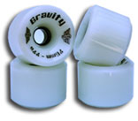 GRAVITY 76mm 77a WHITE 1