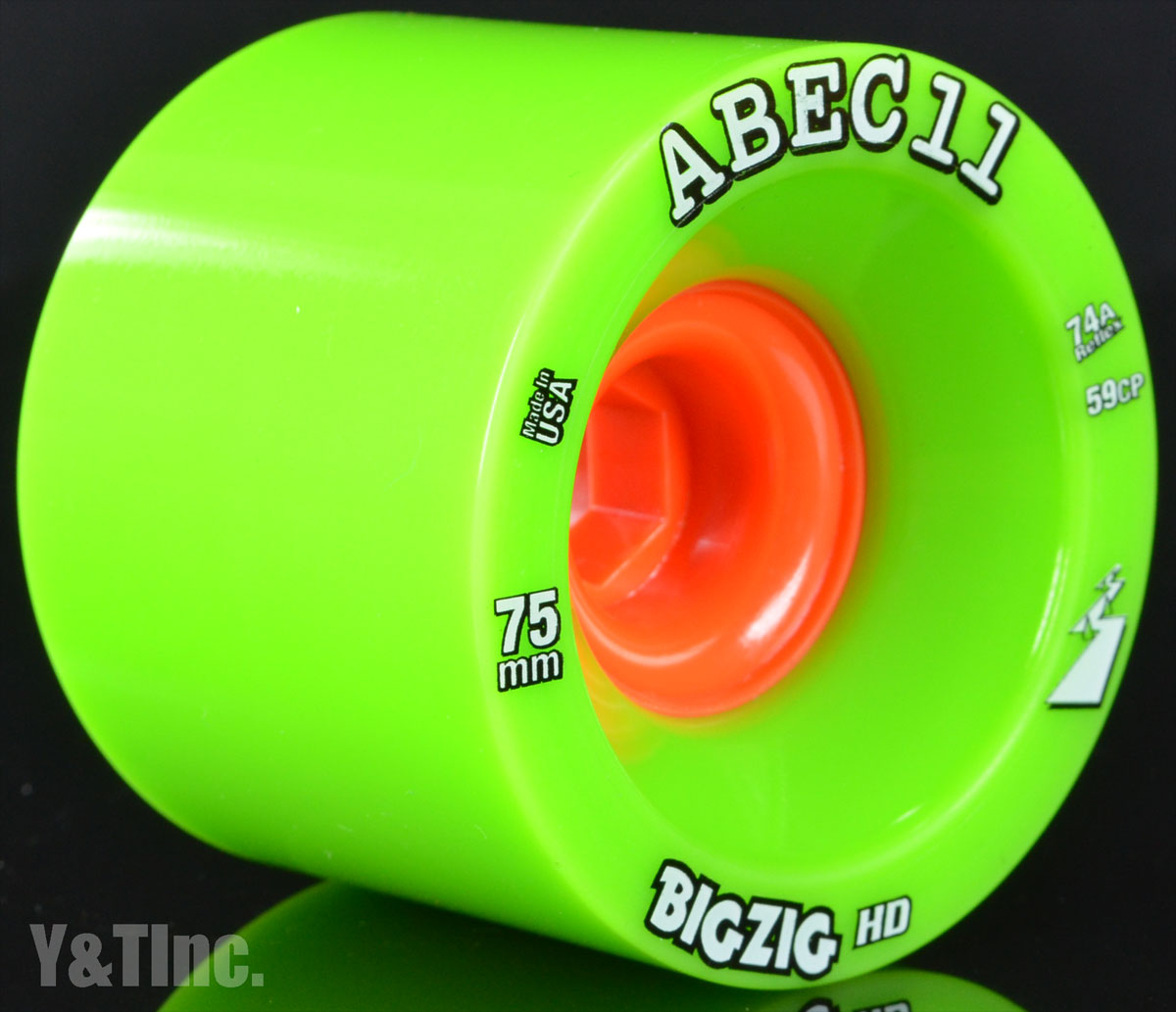 ABEC11 BigZigs HD 75mm 74a 2