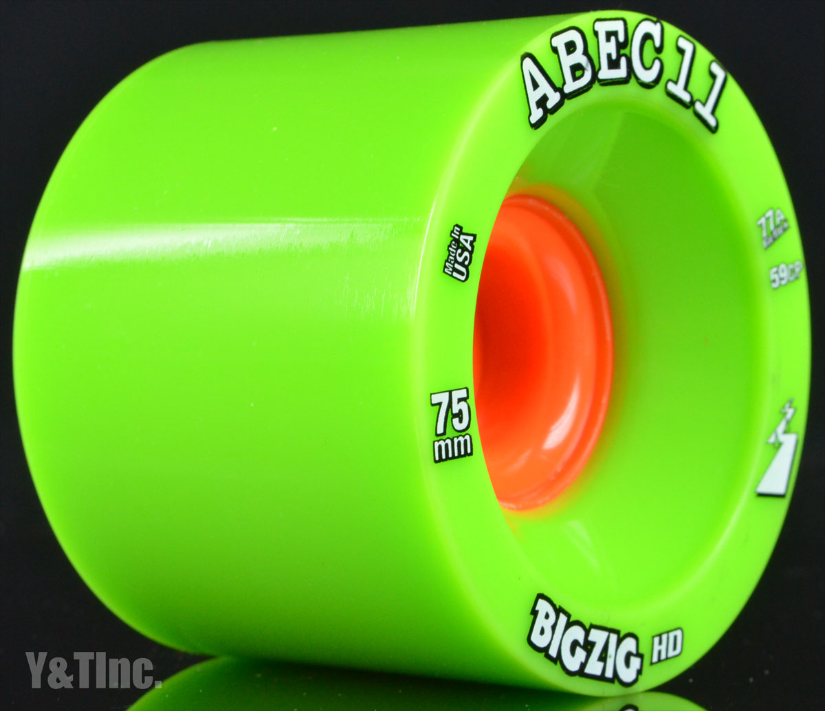 ABEC11 BigZigs HD 75mm 77a 2