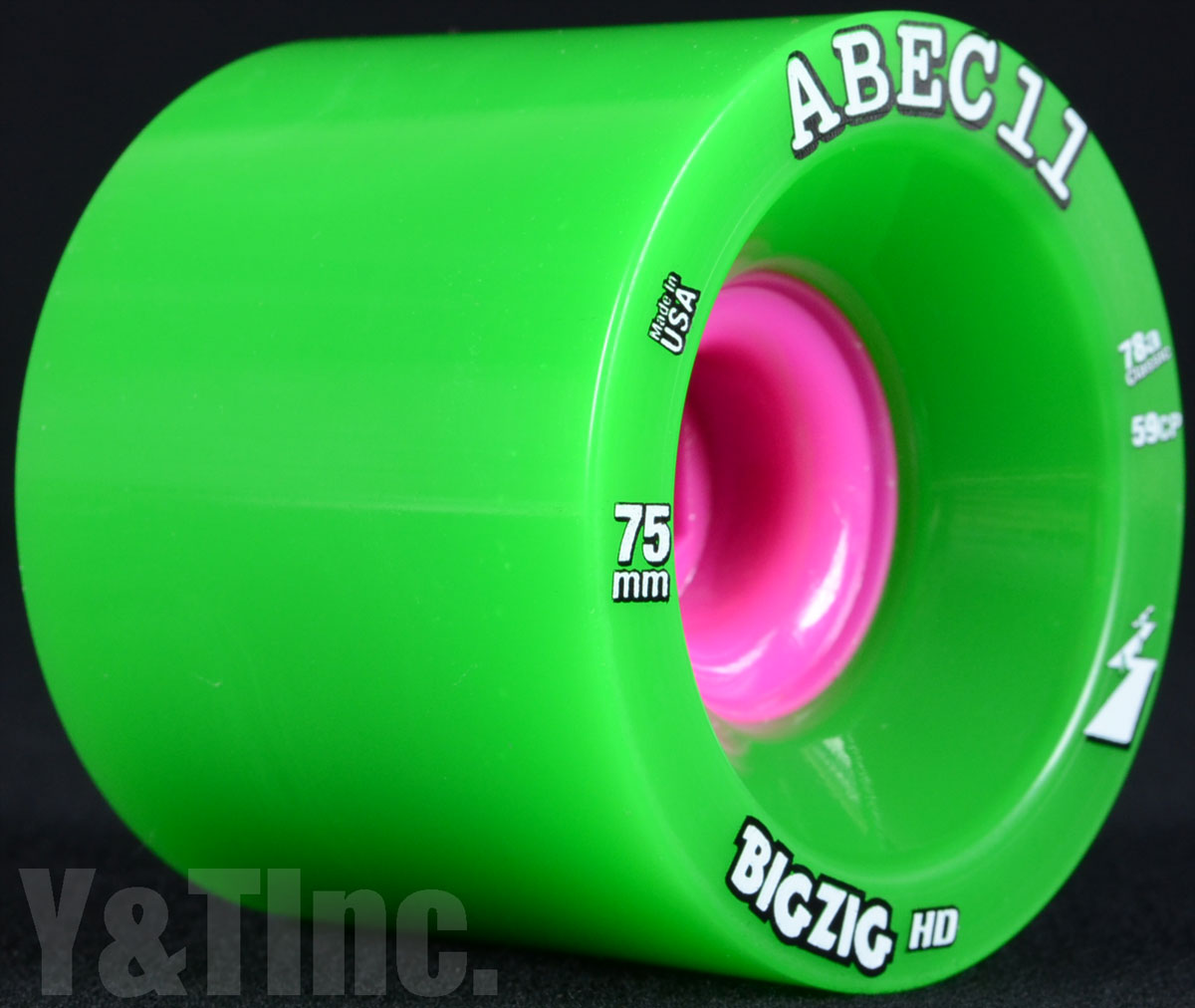 ABEC11 BigZigs HD 75mm 78a 1