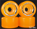 ABEC11 CLASSIC FREERIDES 72mm Amber 81a