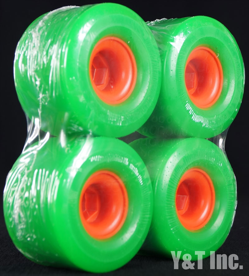 ABEC11 CLASSIC FREERIDES CENTER SET 72mm 84a 3