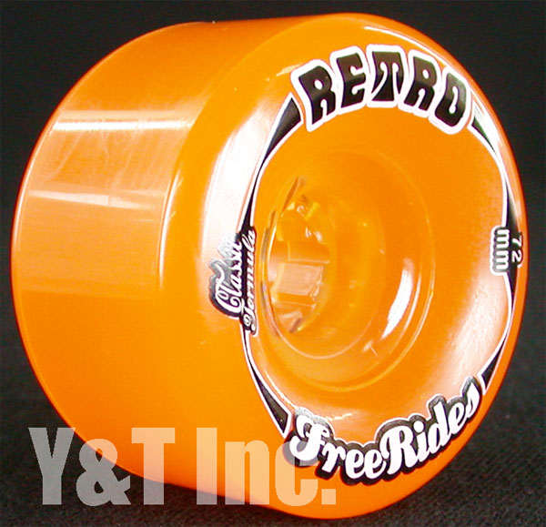 RETRO Classic FREERIDE 72mm 81a Amber 2