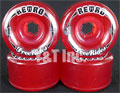 RETRO Classic FREERIDE 72mm 78a Red