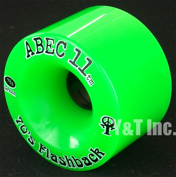 ABEC11 Flashbacks 70mm 78a 2