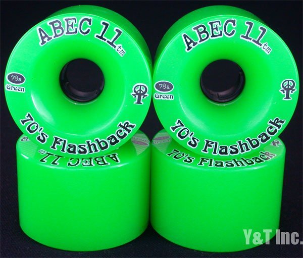 ABEC11 Flashbacks 70mm 78a 1