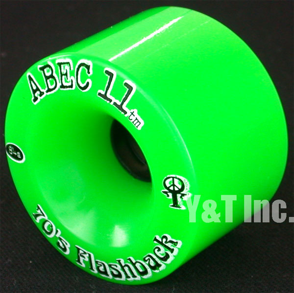 ABEC11 Flashbacks 70mm 84a 1