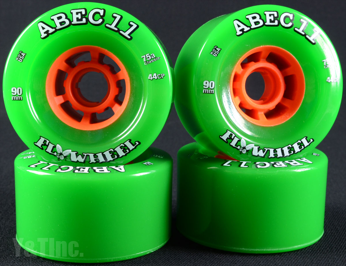 ABEC11 Flywheels 90mm 75a 1