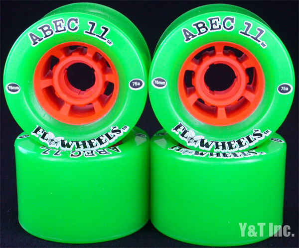 ABEC11 Flywheels 76mm 75a 1