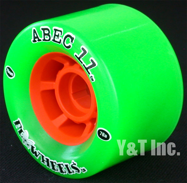 ABEC11 Flywheels 76mm 78a 1