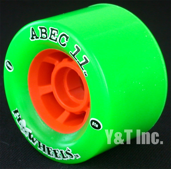 ABEC11 Flywheels 76mm 81a 2