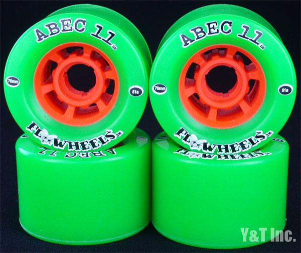 ABEC11 Flywheels 76mm 81a 1