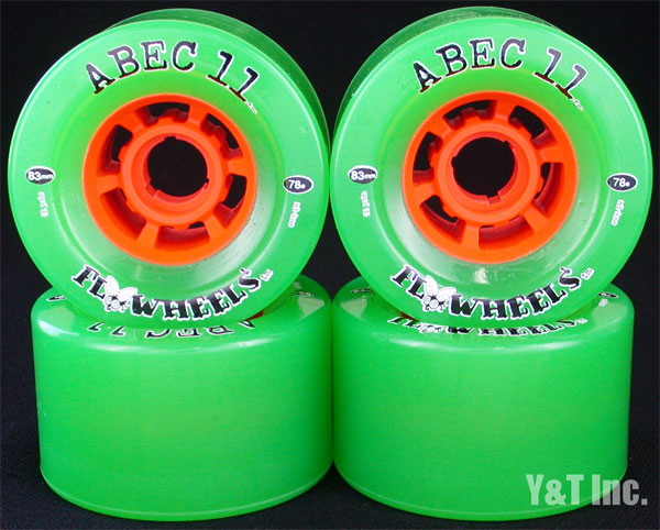 ABEC11 Flywheels 83mm 78a 1