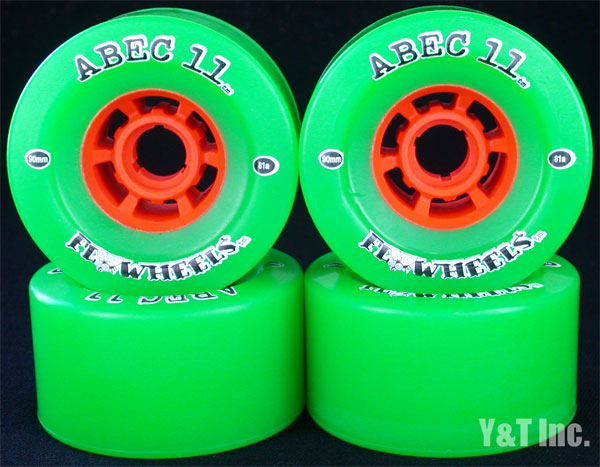 ABEC11 Flywheels 90mm 81a 1