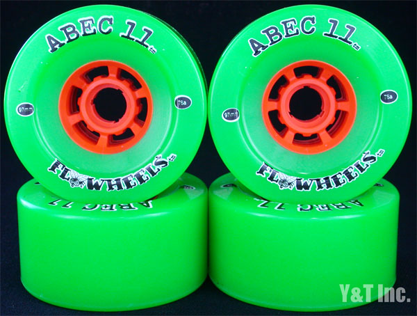 ABEC11 Flywheels 97mm 78a 1