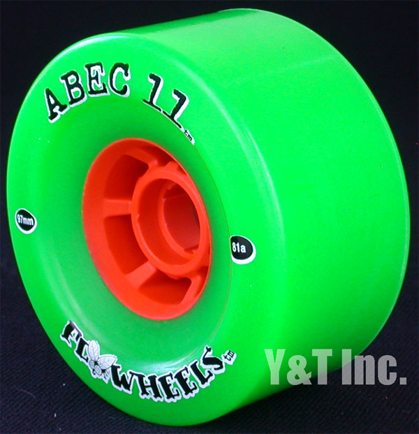 ABEC11 Flywheels 97mm 81a 1