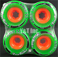 ABEC11 CLASSIC FREERIDES 66mm 84a