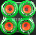 ABEC11 CLASSIC FREERIDES 72mm 84a