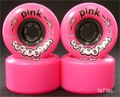 PINK Power Balls 72mm 78a Pink