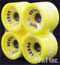 RETRO Big Zigs 75mm 83a Lemons