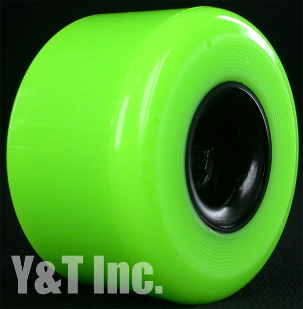 RETRO FREERIDE 72mm 80a Lime 1