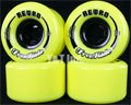 RETRO FREERIDE 72mm 83a Lemon