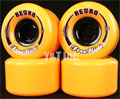 RETRO FREERIDE 72mm 86a Orange