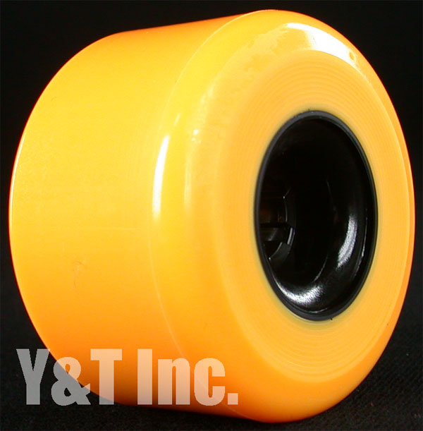 RETRO FREERIDE 72mm 86a Orange 3