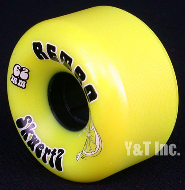 RETRO SkwertZ 62mm 96a Lemons 2