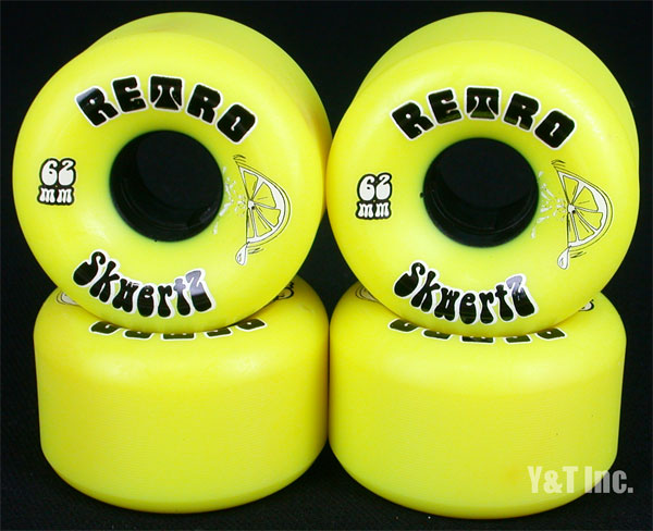 RETRO SkwertZ 62mm 96a Lemons 1